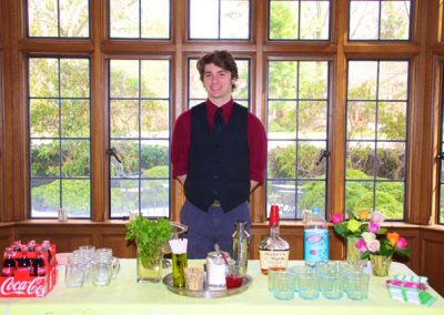 Old Fashioned Cocktails served at an Opening Day event