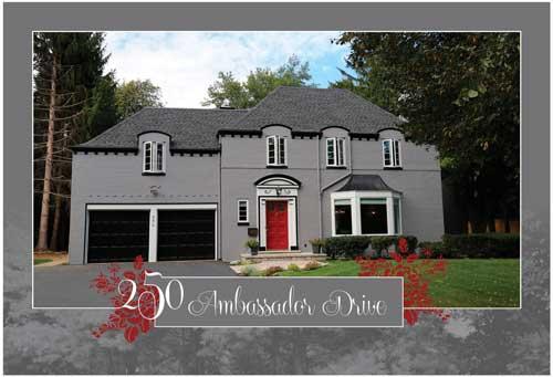 250 Ambassador Drive brochure cover
