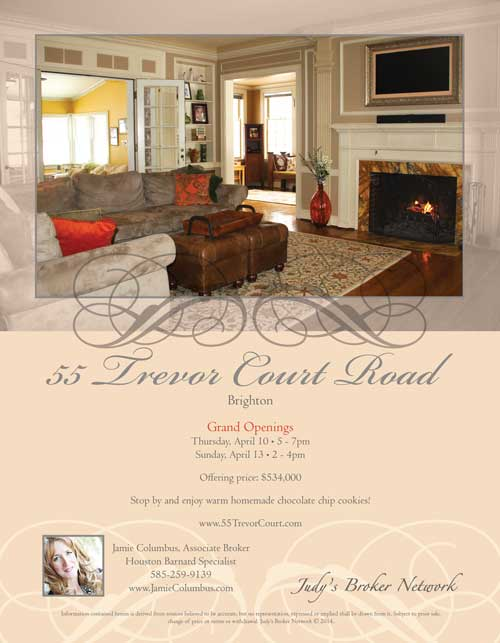 55 Trevor Court Road brochure cover