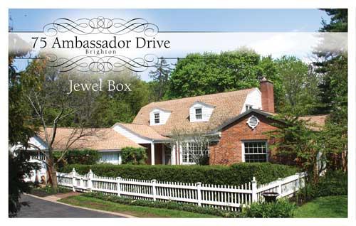 75 Ambassador Drive brochure cover