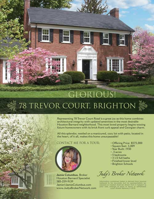 78 Trevor Court Rd. brochure cover